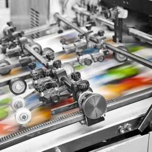 Produkcja opakowań, Co-packing i profesjonalna poligrafia